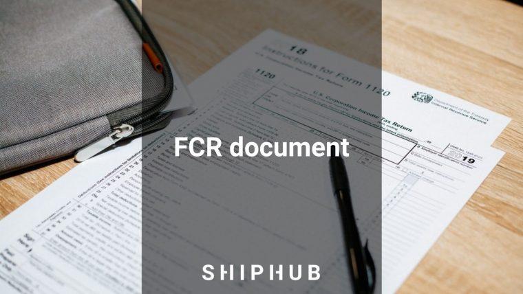 FCR document