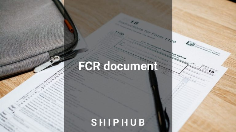 FCR document