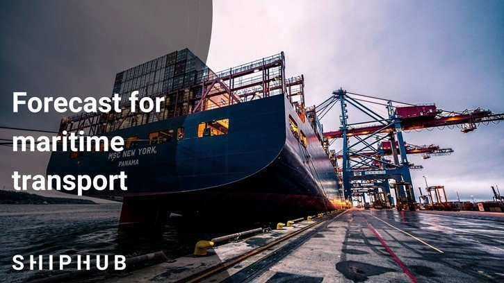 Forecast for maritime transport