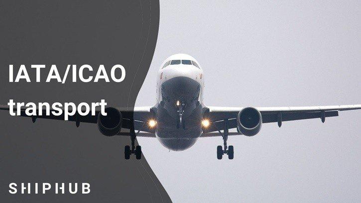 IATA/ICAO transport