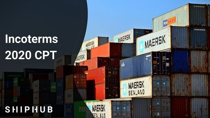 Incoterms 2020 CPT