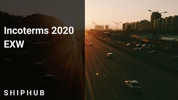Incoterms 2020 EXW