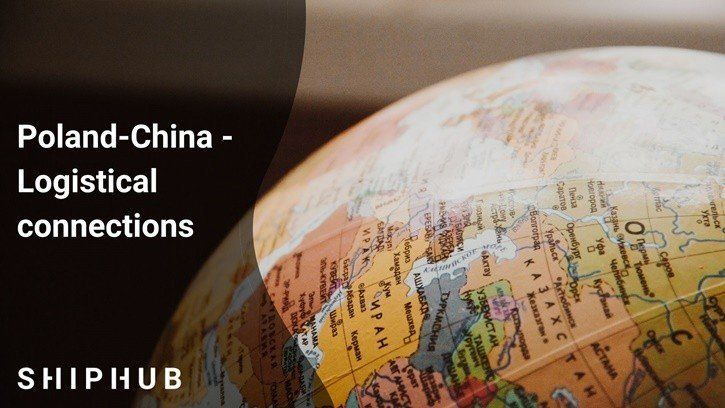 Poland-China - Logistical connections