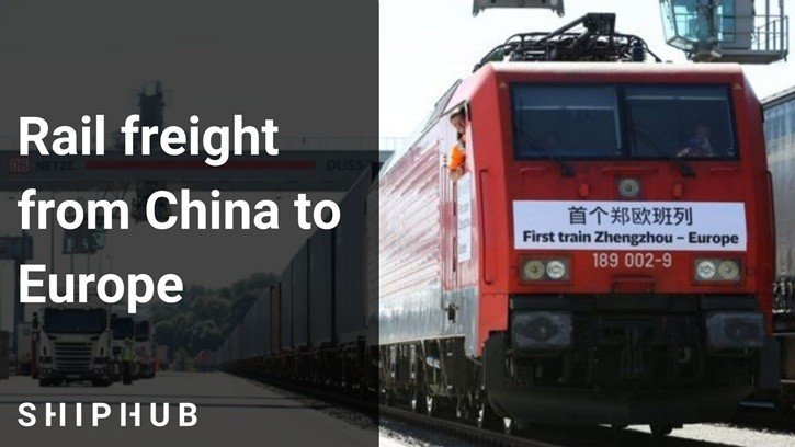 Rail Freight from China to Europe
