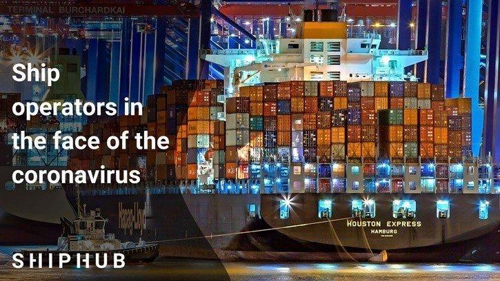 Ship operators in the face of the coronavirus