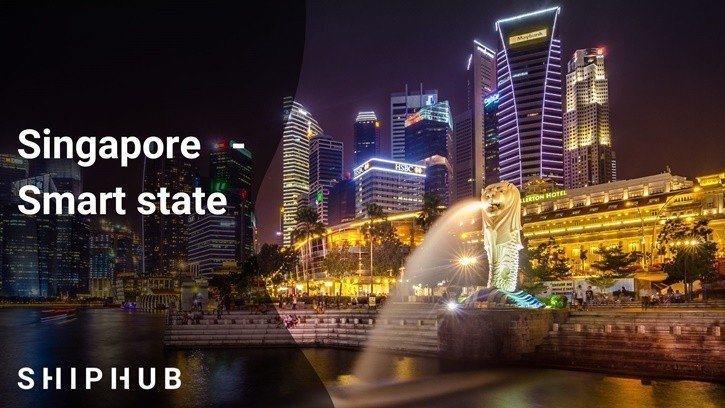 Smart state - Singapore