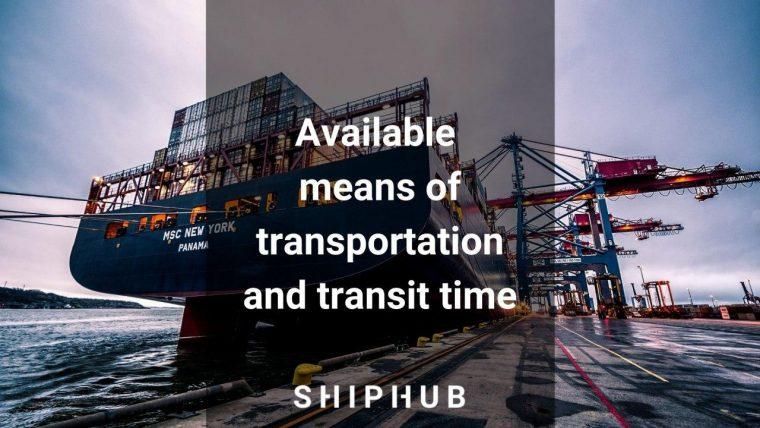 Transit time