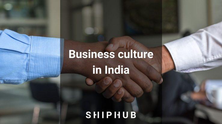 Business culture in India