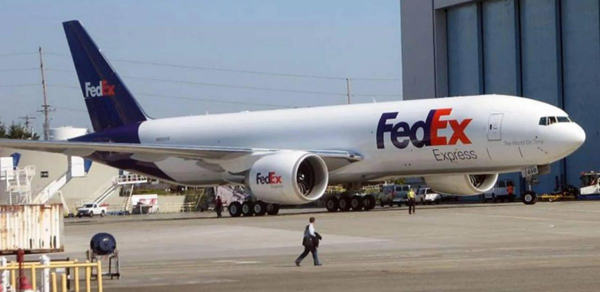 cargo airports in North America FedEx