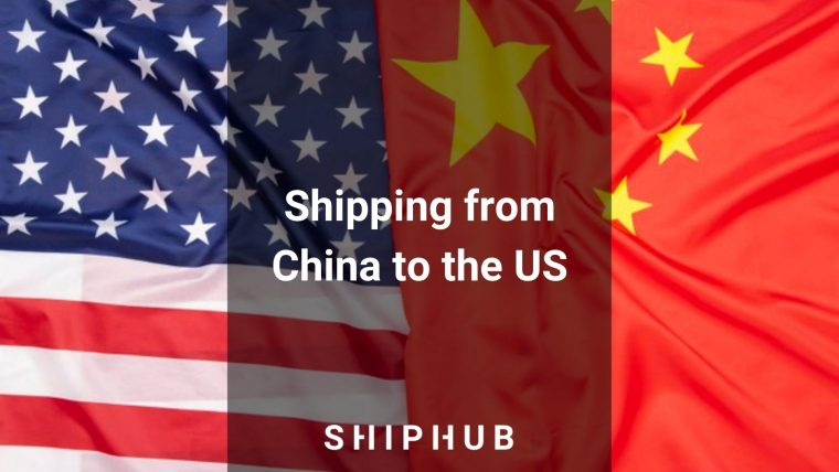 Shipping from China to the US