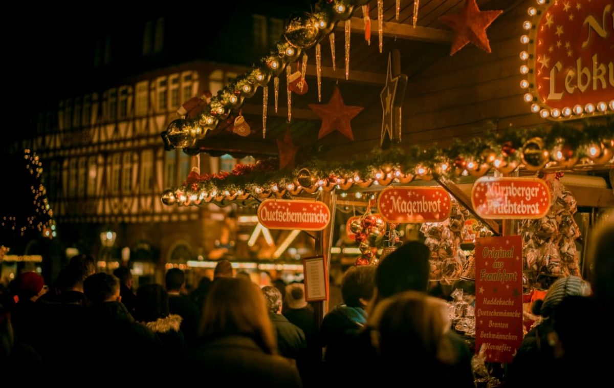 Holidays in Germany 2021 - Christmas