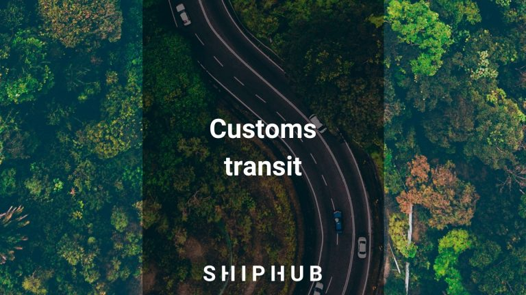 Customs transit