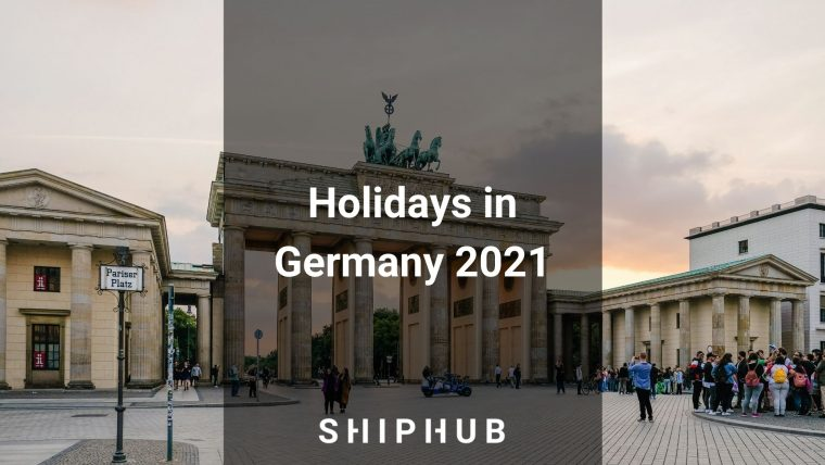 Holidays in Germany 2021