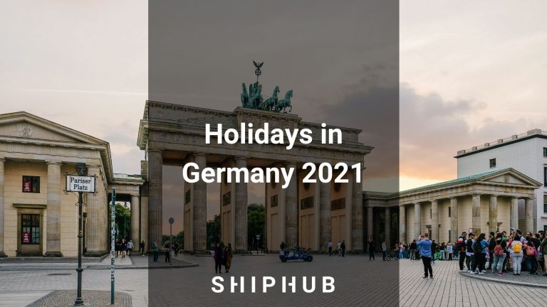 Germany Holiday 2021