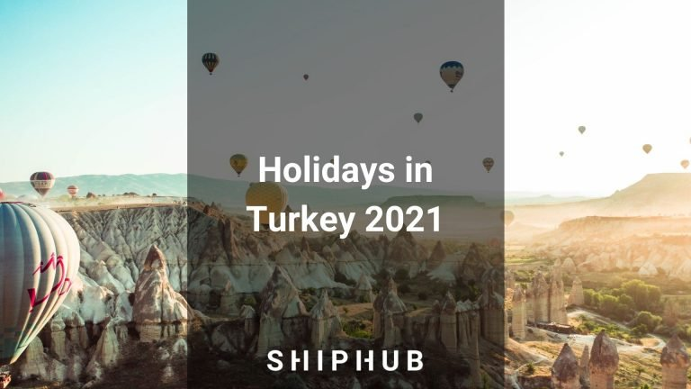 Holidays in Turkey 2021