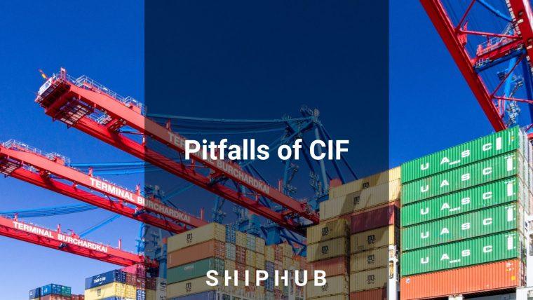 Pitfalls of CIF
