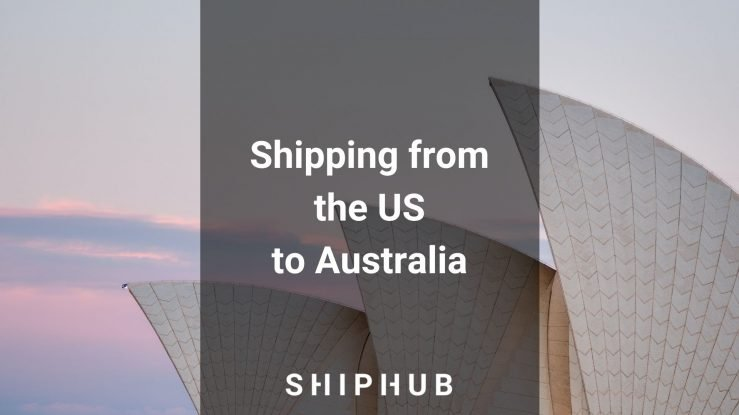 Shipping from the US to Australia
