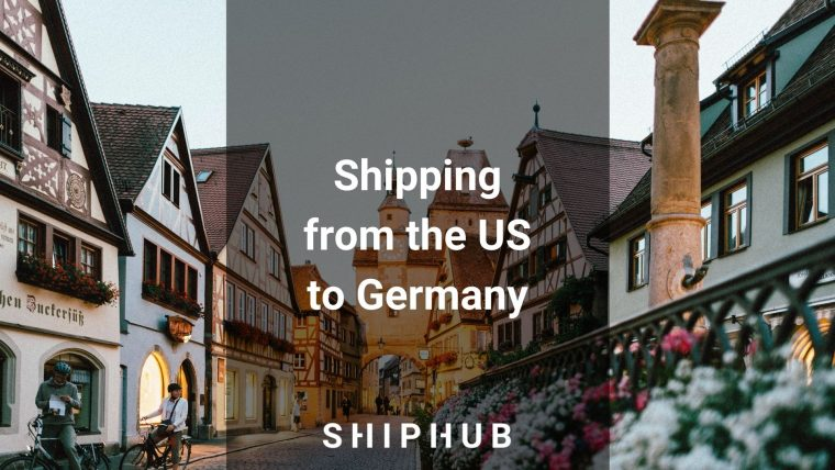 Shipping from the US to Germany