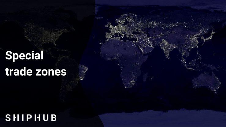 Special economic zones of the world