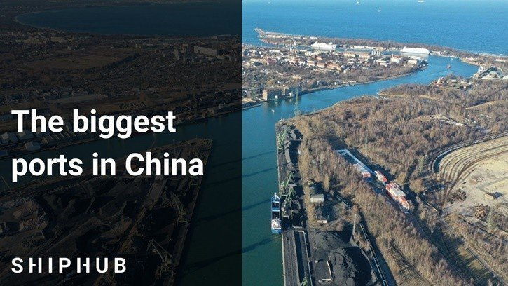 ports in china