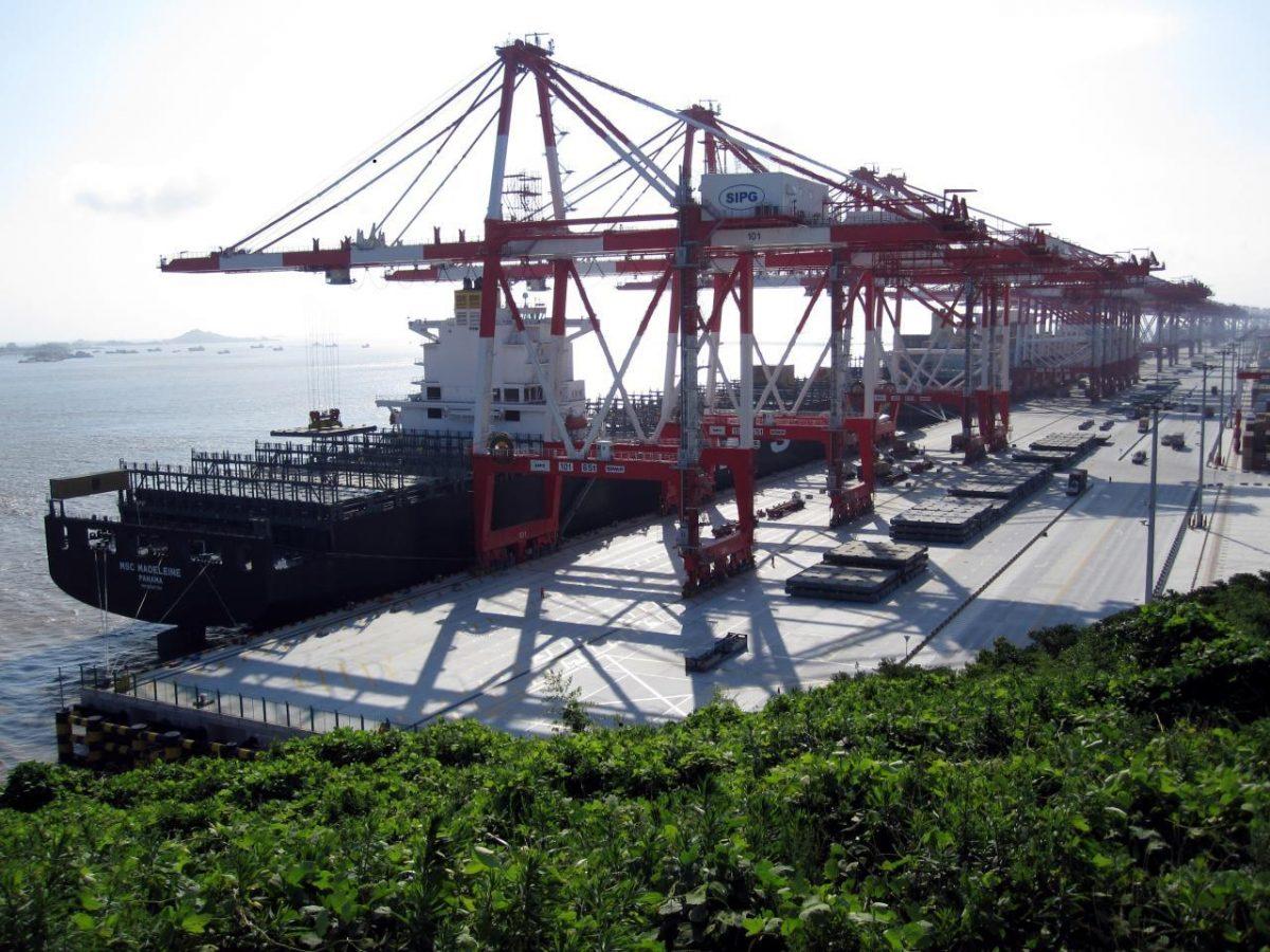 Yangshan Port