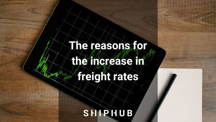 Increase in freight rates