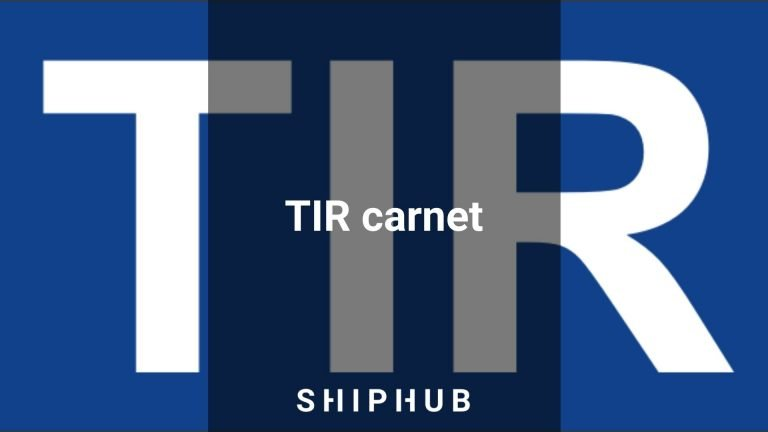 TIR Carnet