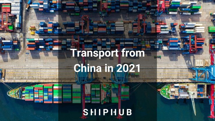 Transport from China – forecasts for 2021