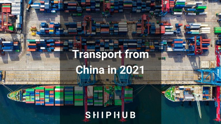 Transport from China 2021
