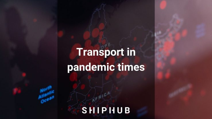 Transport in pandemic times