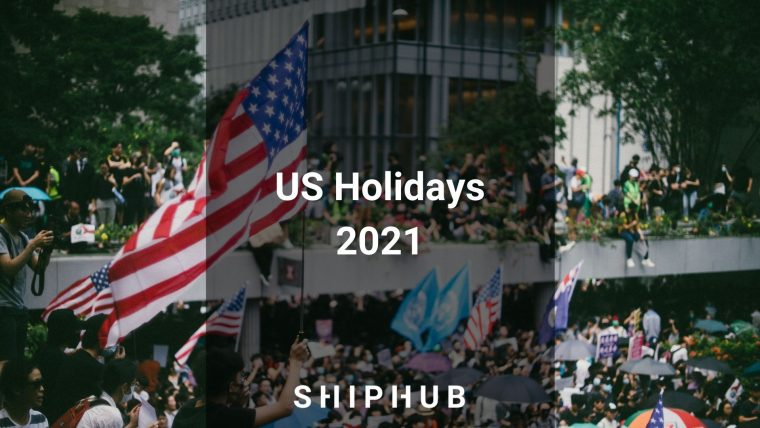 US Holidays 2021