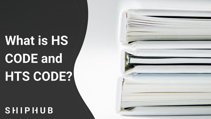 What is HS CODE and HTS CODE?